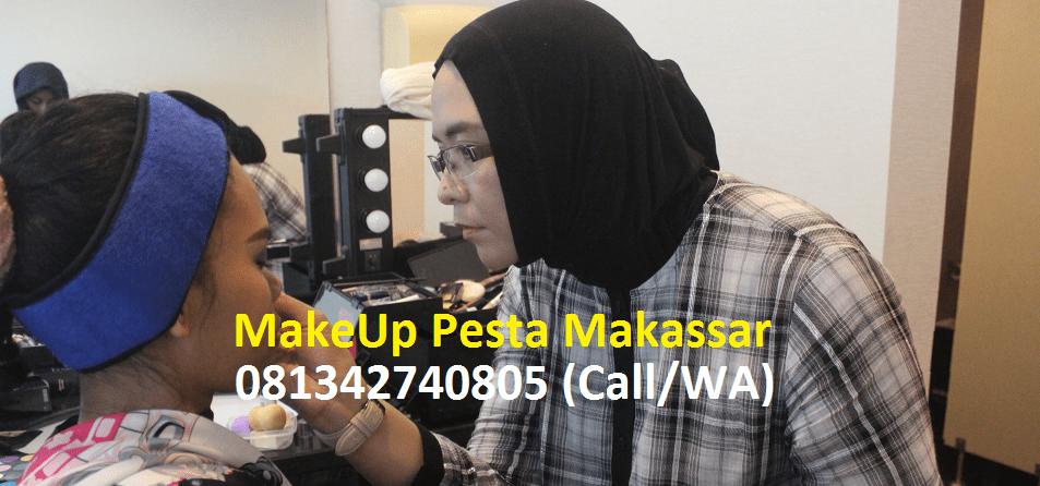 Make Up Pesta di Makassar