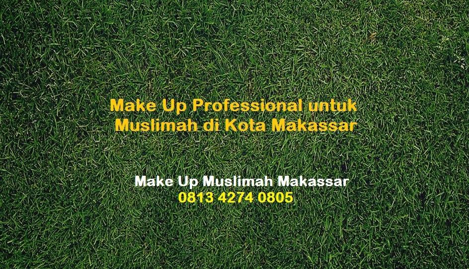 Make Up Muslimah Makassar