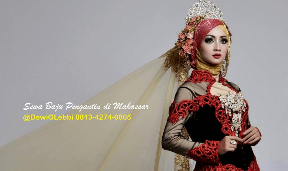Sewa Baju Pengantin Murah di Makassar